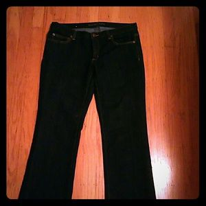 Dark blue Michael Kors jeans